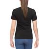 POLER Venn t-shirt Dames zwart